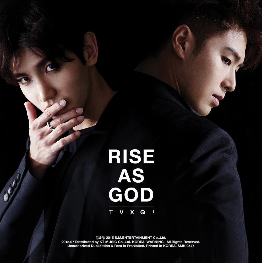 [Pre] TVXQ : Special Album - RISE AS GOD (Random Cover)