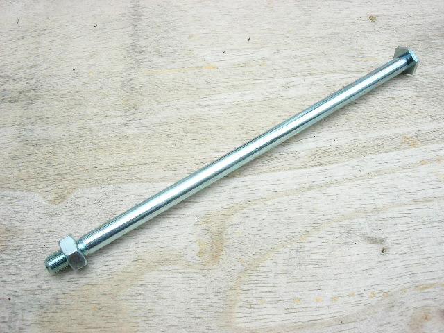 แกนตะเกียบหลัง (แกนสวิงอาร์ม) A80 A100 เทียม งานใหม่