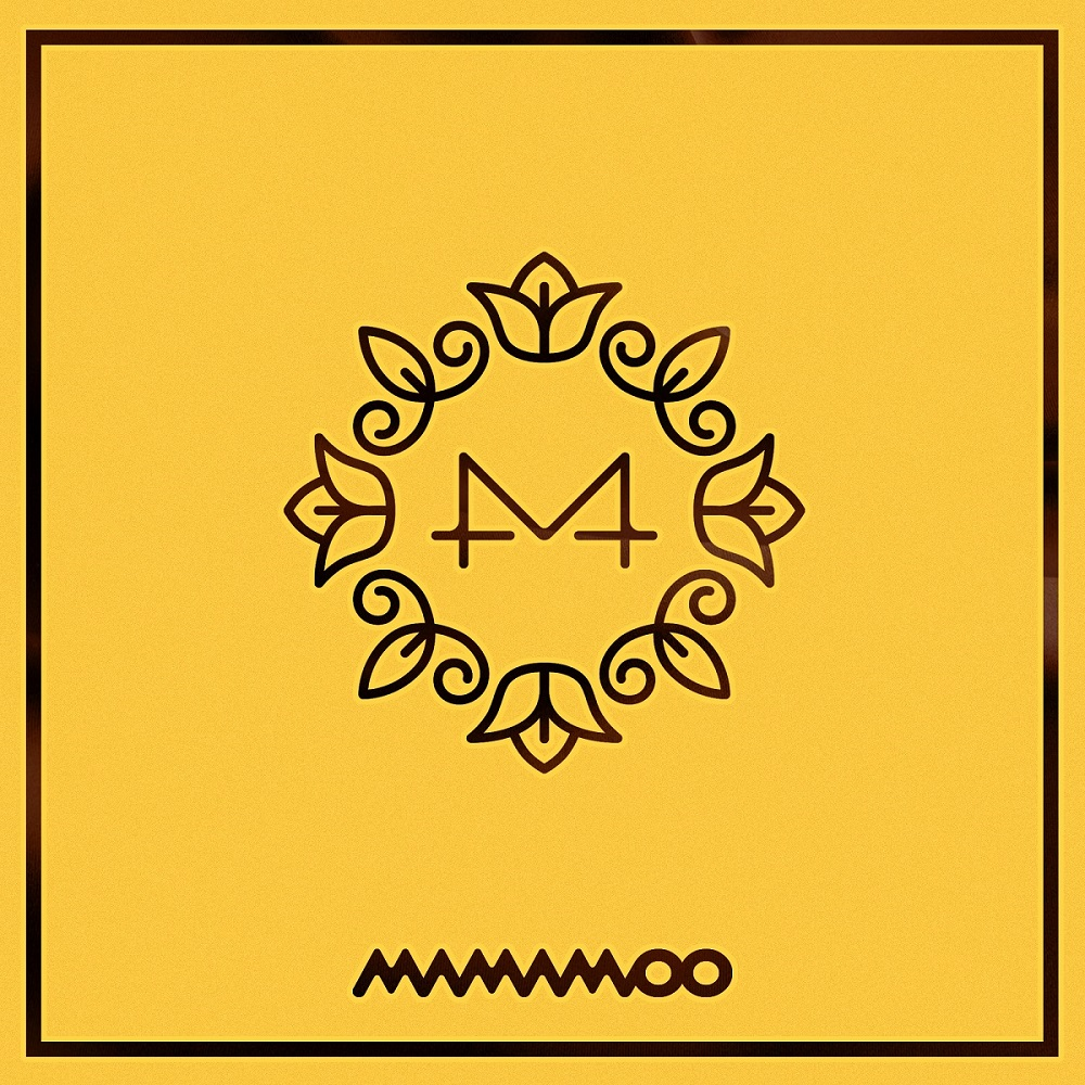 [Pre] MAMAMOO : 6th Mini Album - Yellow Flower +Poster