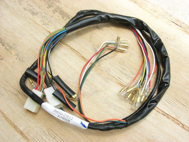 ชุดสายไฟ A100SR เทียม งานใหม่