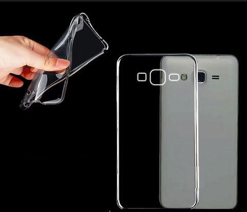 เคส Samsung J1 เคสแบบซิลิโคลนนิ่ม ฝาหลังใส โชว์เครื่องสวย