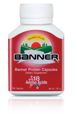 Banner Protein (100 capsules)
