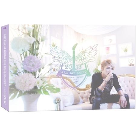 [Pre] Kim Jae Joong : 2013 1st Album Asia Tour Concert in seoul DVD (Limited Edition)