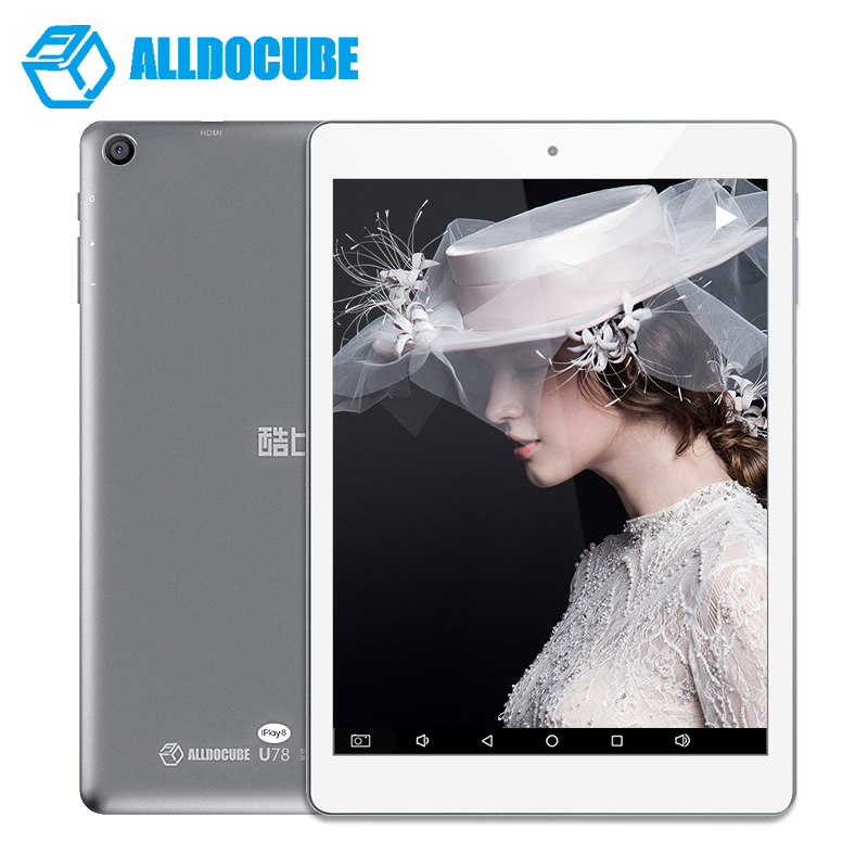 ALLDOCUBE iPlay8 (U78) Tablet 7.85 นิ้ว MTK8163 Quad Core Android 6.0 1GB/16GB