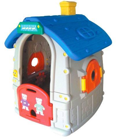 บ้านของเล่น SIZE:114X141X152 cm.