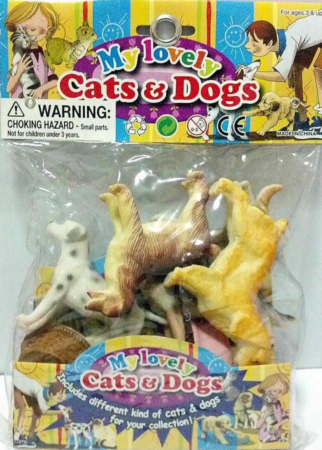 ชุดสุนัข 6 ตัว (HP0002)