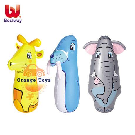 ตุ๊กตาล้มลุก แมวน้ำ ช้าง ยีราฟ ***ตุ๊กตาจะมีทรายบรรจุอยู่เรียบร้อย***