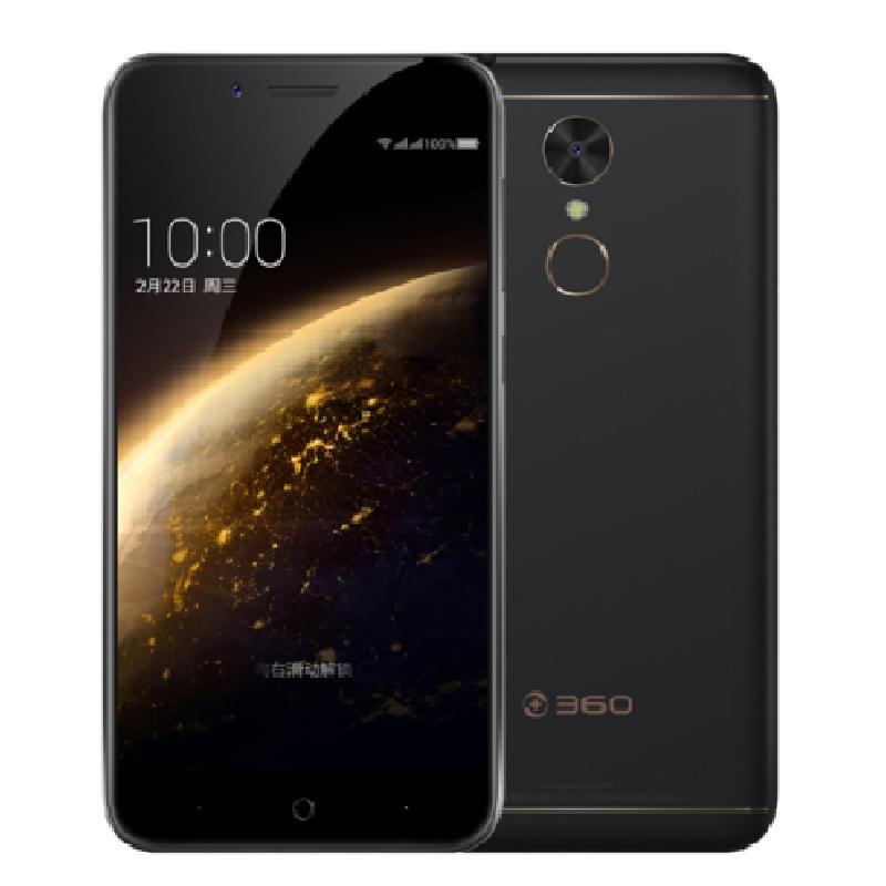 "360 N5: 4G-LTE 5.5"" FHD Snapdragon 653 Octa Core RAM 6GB ROM 32/64GB หลัง 13 ล้าน PDAF กล้องหน้า 8 ล้าน มี LED Fingerprint 4000mAh"
