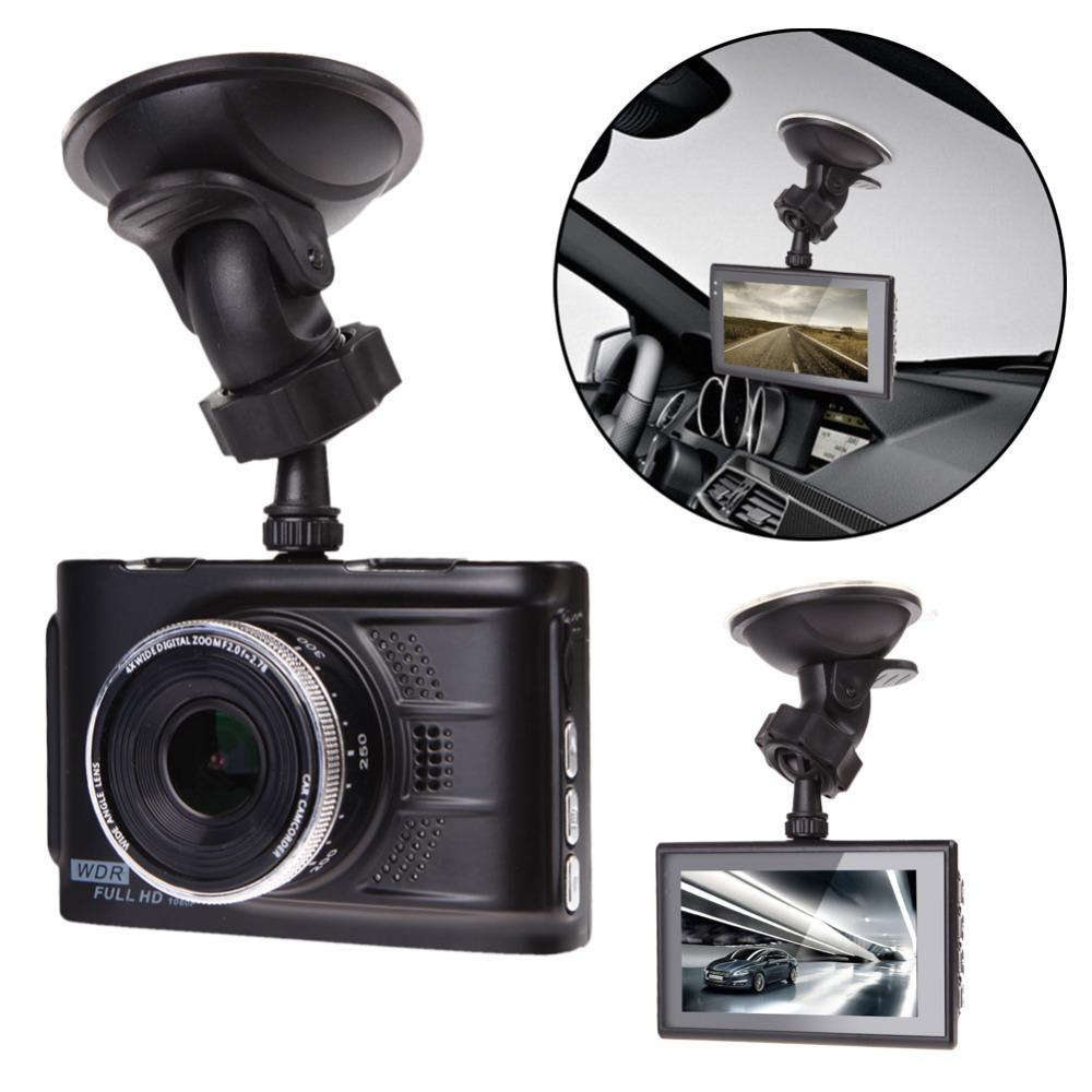 กล้องติดรถยนต์ AM966 DVRCar สีดำ