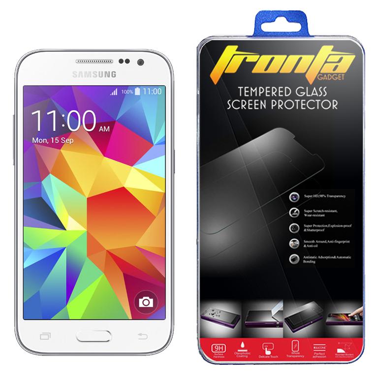 Tronta ฟิล์มกระจกนิรภัย ฟิล์มกันรอยมือถือ Samsung Galaxy Core Prime ซัมซุงกาแล็คซี่คอร์ไพร์ม