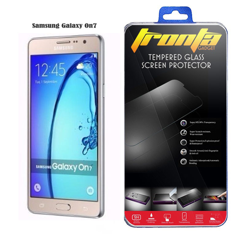 Tronta ฟิล์มกระจก Samsung Galaxy ON7