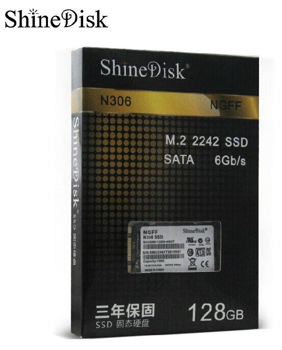 ShineDisk N306 128/256GB SSD M.2 2242 NGFF