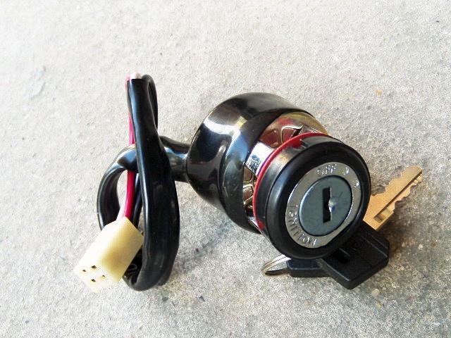 สวิทซ์กุญแจ A100 TS100 TS125 GP100 เทียม งานใหม่