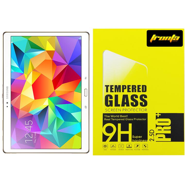 "Tronta ฟิล์มกระจกนิรภัย ฟิล์มกันรอยมือถือ Samsung Galaxy Tab S 10.5"" กาแล็คซี่แทป"