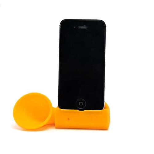 ที่วางโทรศัพท์มือถือ พร้อมลำโพงขยายเสียง สำหรับ Iphone 6/6/s และ I6plus