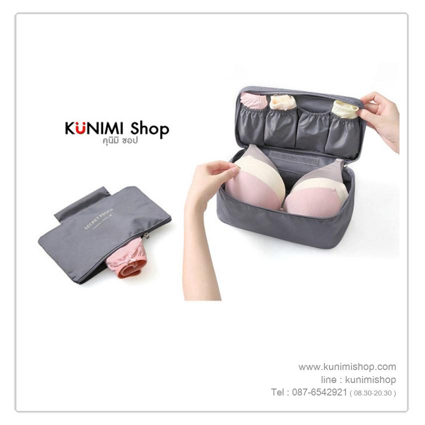 กระเป๋าจัดเก็บสิ่งของ กระเป๋าใส่ชุดชั้นใน กางเกงใน ถุงเท้า ผ้าอ้อมเด็ก ของใช้เด็ก Ver.2 ขนาดกระทัดรัด พกพาเดินทางท่องเที่ยว แบ่งช่องเป็นระเบียบ รุ่นนี้จะมีช่องเก็บของมากขึ้น หยิบใช้งานสะดวก มีซิบเปิด - ปิด พร้อมหูหิ้ว มีให้เลือกหลายสี วัสดุ : ผ้ากันน้ำ เช็ดทำความสะอาดได้ งานตัดเย็บเรียบร้อย ** งานคุณภาพ เนื้อผ้า การตัดเย็บ อย่างดี** ขนาด 26 x 13 x 12 ซม.