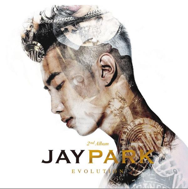 [Pre] Jay Park : 2nd Album - Evolution +Poster