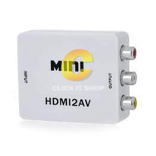 Converter HDMI TO AV