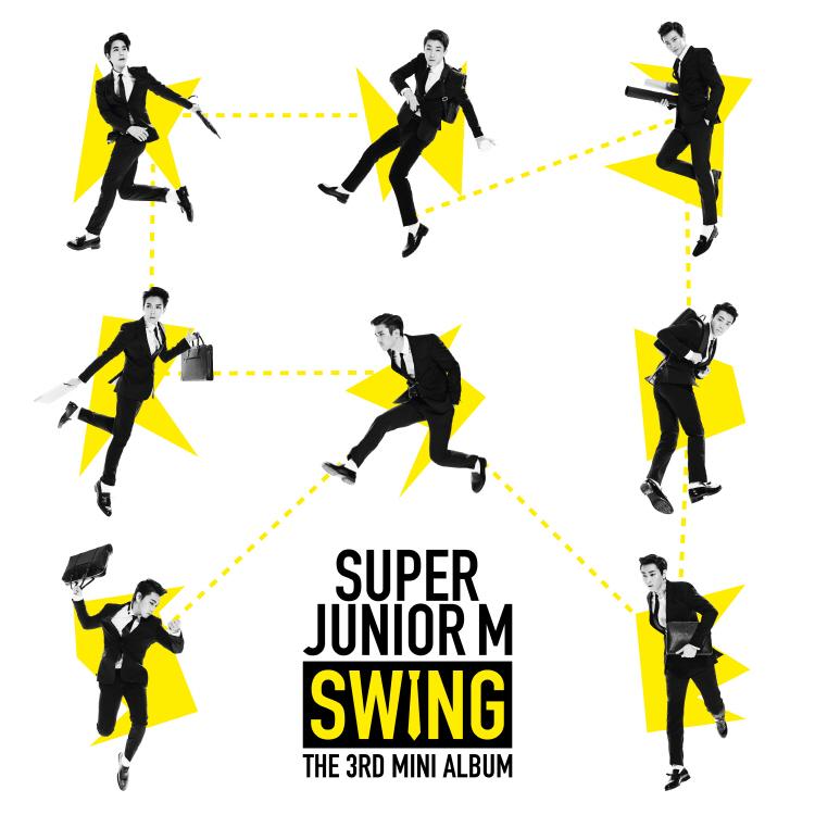[Pre] Super Junior - M : 3rd Mini Album - Swing