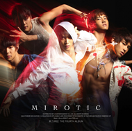 [Pre] TVXQ : 4th Album - Mirotic (Ver.A)
