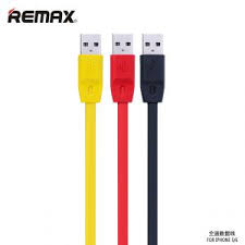 Remax สายชาร์จ Cable Micro DREAM สำหรับ Android สีสันสดใส ลดการพันกัน