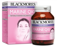 Blackmores Radiance Marine Q10 (60 capsules)