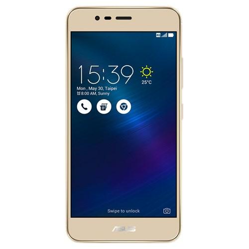 Asus Zenfone3 Max (แรม 3GB+รอม32GB): 4G-LTE รองรับ 2 ซิม 5.2 นิ้ว จอ IPS+OGS+2.5D Quad-core แบต 4100mAh Fingerprint, กล้องหน้า 5ล้าน+กล้องหลัง 13ล้าน