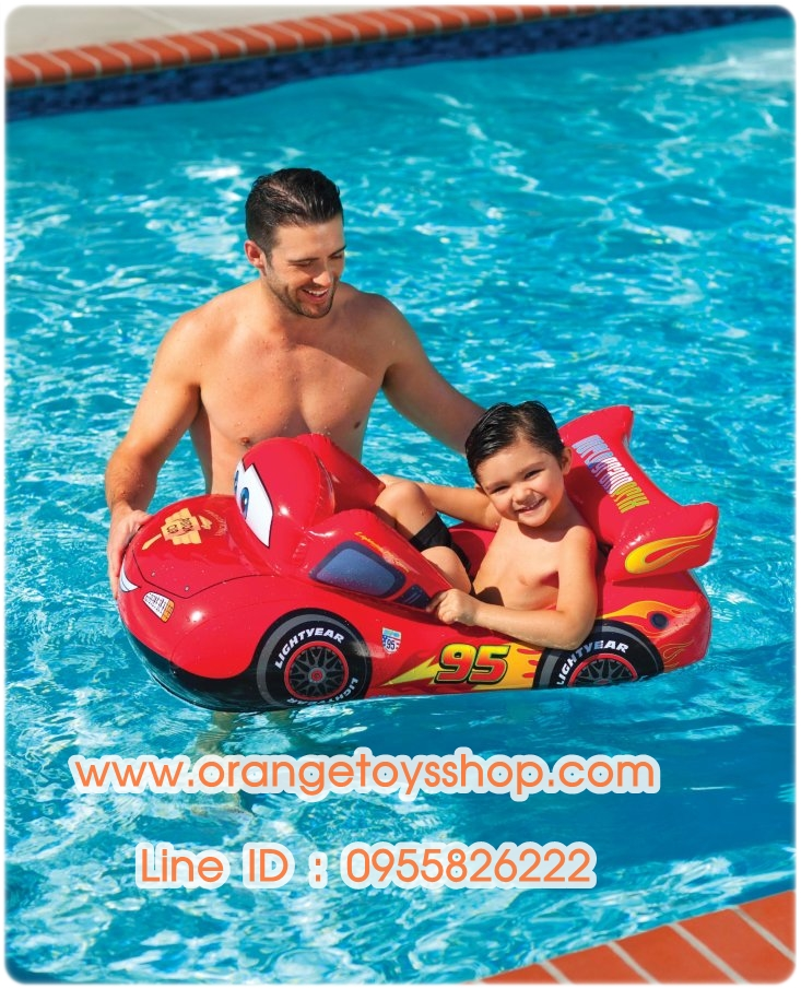 INTEX แพยาง เรือยางเด็ก คาร์ INTEX รุ่น 58391