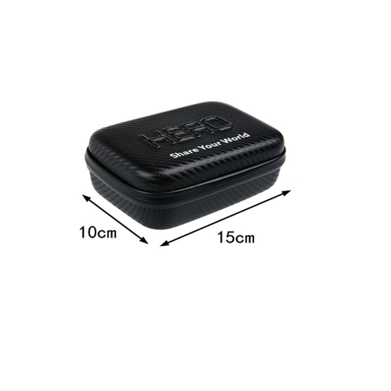 GOPRO อุปกรณ์เสริมแบบพกพากันน้ำ/ กล่อง Dazhong Hero4 / 3 ขนาดเล็ก