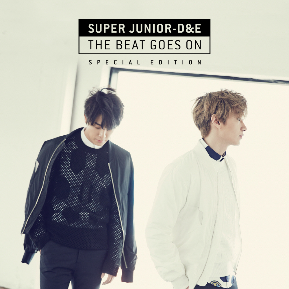 [Pre] Super Junior - Donghae & Eunhyuk : 1st Mini Album - The Beat Goes On (Special Edition)