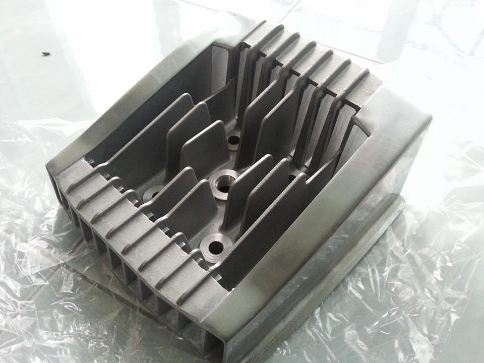 ฝาสูบแท้ใหม่ yamaha RX115 RXS 4X8-11111-00