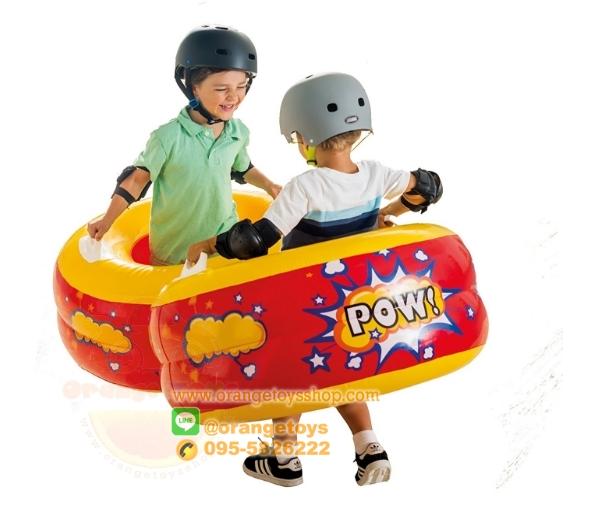 ชุดของเล่นเป่าลม Body bumper set 2 ชิ้น