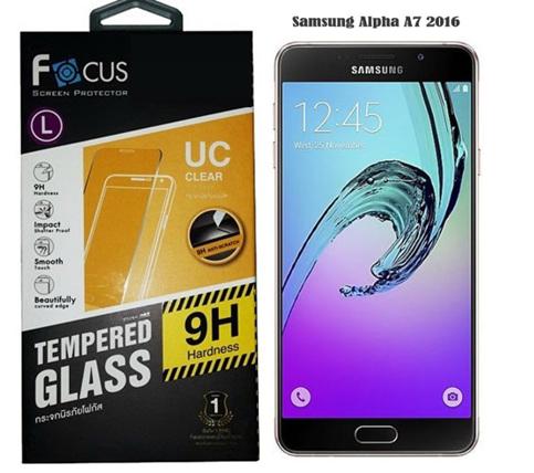 Focus โฟกัส ฟิล์มกระจกซัมซุง Samsung A7 2016