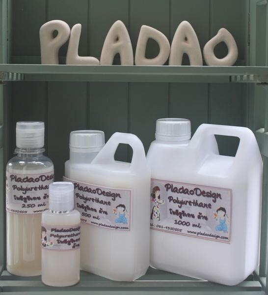 Polyurethane Matte น้ำยาเคลือบชิ้นงานแบบด้าน สูตรน้ำ โพลียูรีเทน สำหรับงานเดคูพาจ