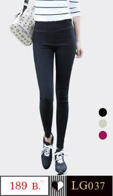 กางเกงขายาว เอวสูง มี 8 สี ขอบเอวหนา ช่วงเอวเนื้อส่วนเกินได้ระดับหนึ่ง มีกระหลังทั้งสองด้าน เนื้อผ้ายืดหยุุ่น ใส่สบายคะ จะใส่ไปออกกำลังกาย หรือใส่ไปเที่ยว ก็เข้ากับเสื้อทุกแบบ พร้อมส่งคะ ขนาด : เอวเหนือสะดือ (ก่อนยืด) 26 นิ้ว ( ยืดได้ถึง 32 นิ้ว) สะโพก (ก่อนยืด) 30 นิ้ว ( ยืดได้ถึง 36 นิ้ว ) ความยาวกางเกง 37.2 นิ้ว ผ้า : ผ้าฝ้าย ( ผ้ายืด )