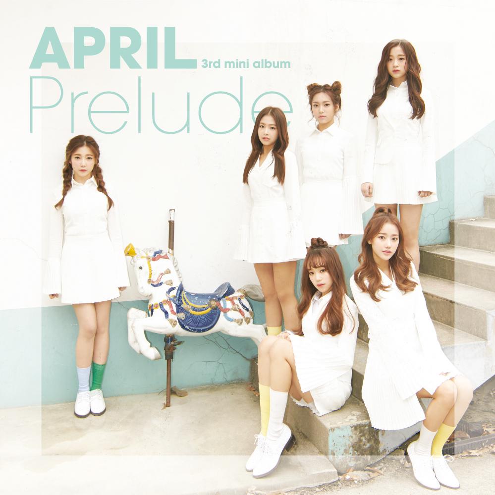 [Pre] APRIL : 3rd Mini Album - Prelude +Poster