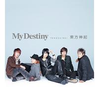 [Pre] TVXQ : Jap. 3rd Single - My Destiny
