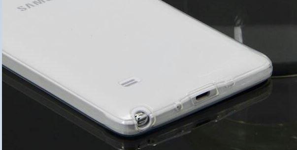 เคส Samsung Note3 เคสซัมซุงโน๊ต 3 ฝาหลังแบบใส เนื้อบางแนบเครื่อง จับกระชับมือ