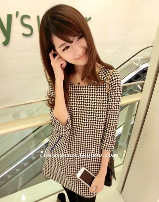 Mini Dress ลายชิโนริ