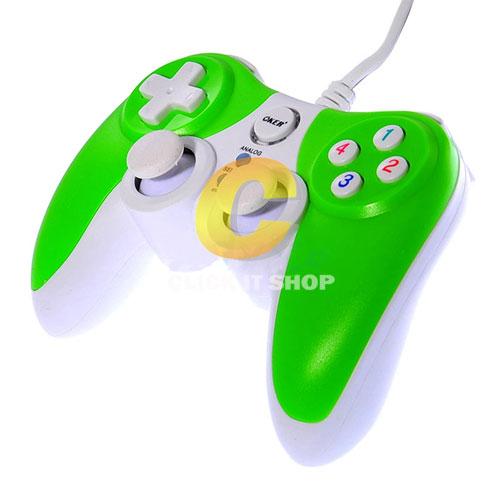 JoyStick Analog 'OKER' High Speed 818S (Green)