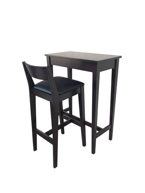ชุดโต๊ะเก้าอี้บาร์ ดีไซน์สวย สไตล์โมเดิร์น (รับสั่งทำตามขนาด)