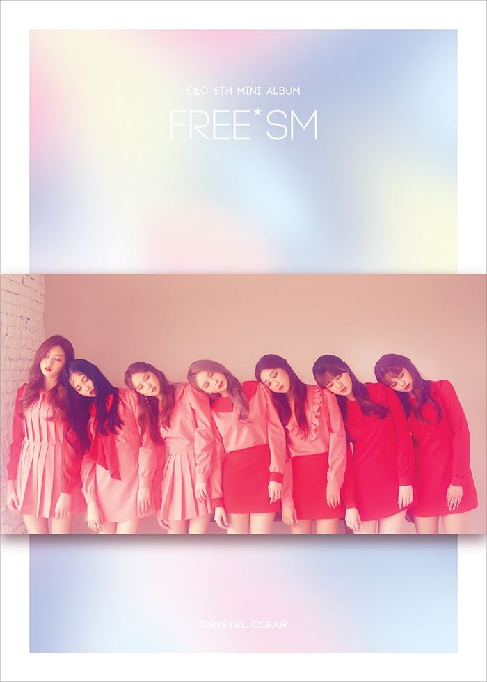 [Pre] CLC : 6th Mini Album - FREE'SM +Poster