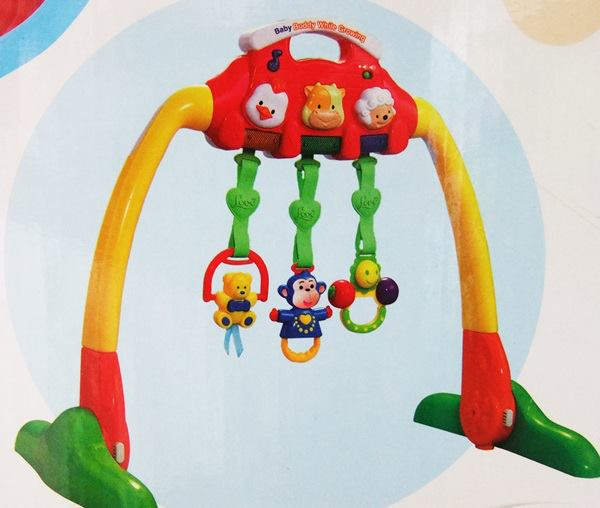 Funny Baby Music Gym เพลยิมรูปสัตว์