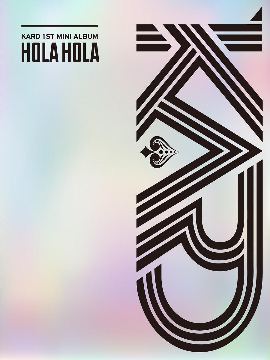 [Pre] KARD : 1st Mini Album - Hola Hola +Poster
