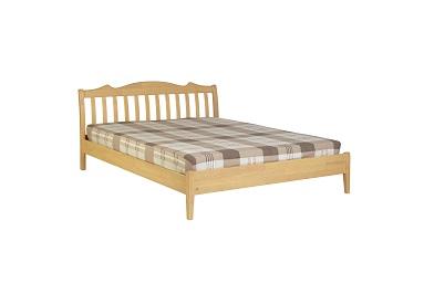 เตียงนอนไม้ 3.5 ฟุต ดีไซน์สวย สำหรับคอนโด โรงแรม (MI-SERIES)