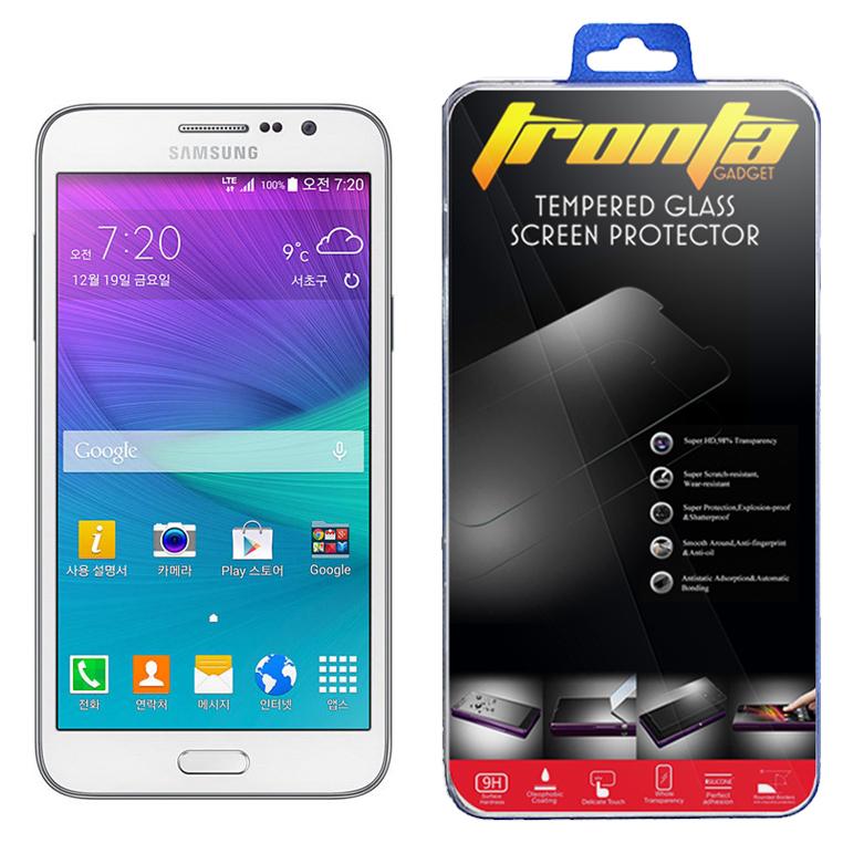 Tronta ฟิล์มกระจกนิรภัย ฟิล์มกันรอยมือถือ Samsung Galaxy Grand 3 ซัมซุงแกรนด์สาม