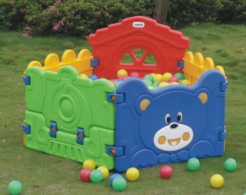 ( รั้วกั้น )คอกบอลหมี บ้านบอลหมี บ่อบอลหมี รั้วกั้นเด็ก