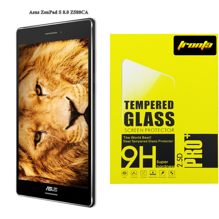 Tronta ฟิล์มกันรอยมือถือ ฟิล์มกระจกนิรภัยAsus ZenPad (เอซุสเซนแพด) S 8.0 Z580CA