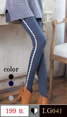 กางเกงเลคกิ้งขายาว เอวยางยืด ทรงสวยใส่สบายคะ จะใส่เที่ยว หรือใส่ออกำลังกายก็สวยดูดีคะ ผ้า : ผ้าฝ้ายโพลีเอสเตอร์ มี 4 สี : เทาอ่อน , เทาเข้ม , กรมท่า , ดำ ขนาด : FREE SIZE