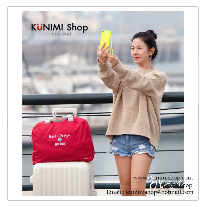 กระเป๋าเดินทาง กระเป๋าจัดเก็บสิ่งของ จัดระเบียบ พกพาสะดวก สามารถใช้เป็นกระเป๋าสำรองในการเดินทางได้ ดีไซน์สวยเก๋ ใส่ของใช้เอนกประสงค์ ใส่ของได้จุใจครับ เนื้อผ้าไนลอน กันละอองน้ำ